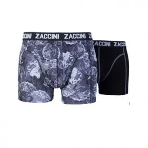 Zaccini Grijs/Print