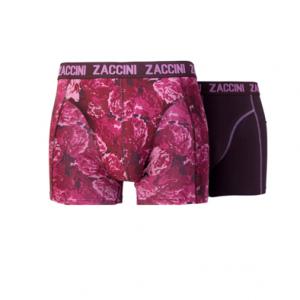 Zaccini Rood/Print