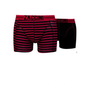 Zaccini Rood gestreept