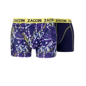 Zaccini Paars/Print
