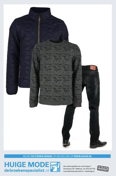 advertentie winter kleding