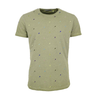 no excess tshirt groen