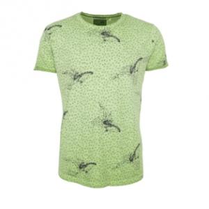 no excess tshirt lime