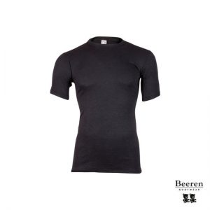 Thermo T-shirt zwart